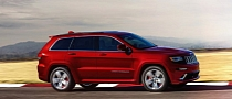 Get Out of the Way - The 2014 Jeep Grand Cherokee SRT8 Is Here [Photo Gallery]