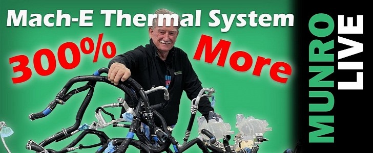 Get Shocked Comparing the Mach-E and Model Y Battery Pack Cooling Systems -  autoevolution