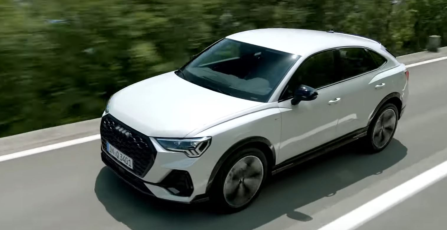 Get To Know The 2020 Audi Q3 Sportback With These Clips Autoevolution