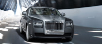 Ghost Pushes Rolls Royce Sales in China