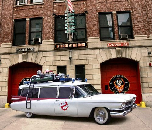 Ghostbusters 3 Car Ghostbusters Car for S...