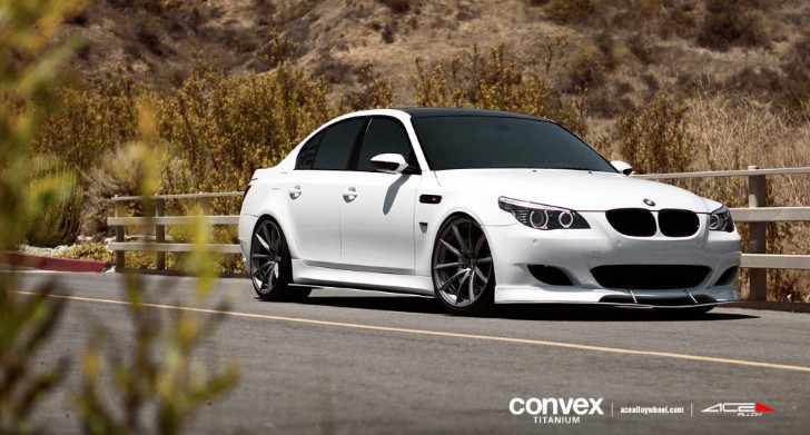 Ghosts Come in Different Ways: Introducing the Wide Bodied BMW M5