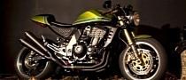 GiaMi Gives Kawasaki Z1000 a Sexy Cafe Racer Attitude