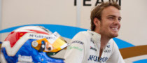 Giedo Van Der Garde Secured 2011 GP2 Seat with Addax