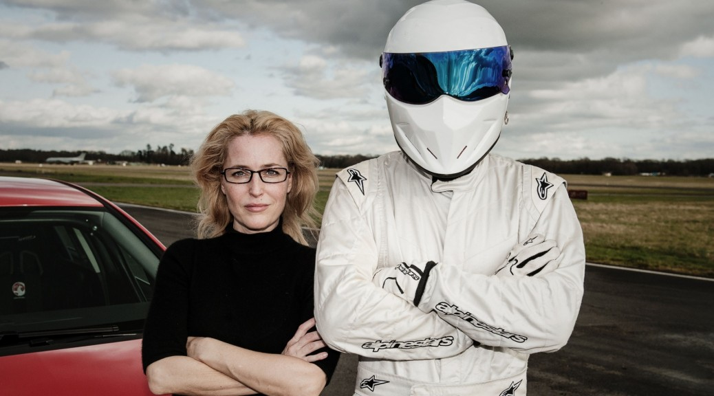 Gillian Anderson star in a reasonably priced car