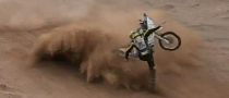 Gintautas Igaris' Terrible Crash in the 2013 Dakar [Video]