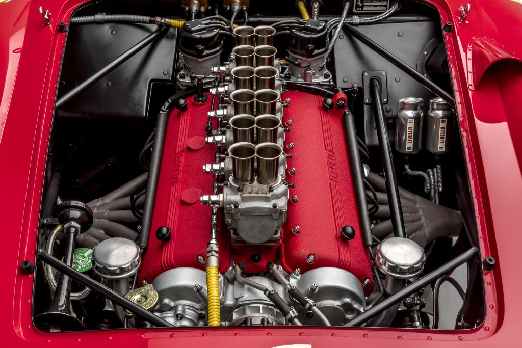 Gioacchino S Masterpiece The Ferrari Colombo V12 Engine Autoevolution