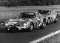 Giotto Bizzarrini developed most of the Ferrari 250 GTO just before he got fired.