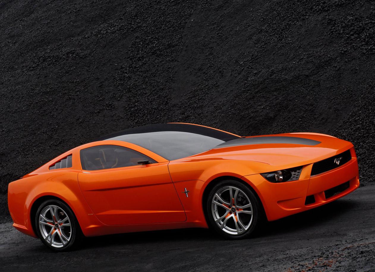 عکس ماشین فورد موستانگ