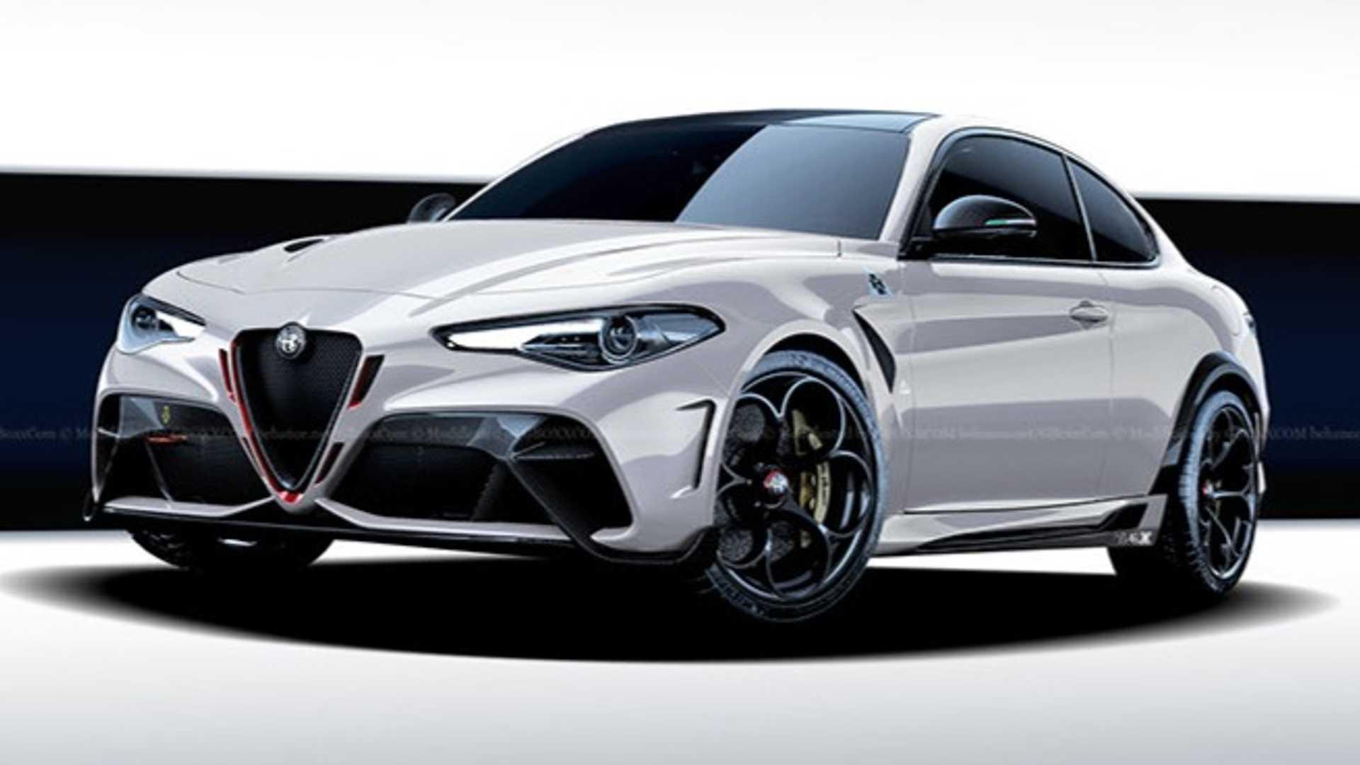 Giulia GTA Coupe Looks Like the Dream Car Alfa Romeo ...