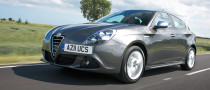 Giulietta Leads Alfa Romeo's Big UK Sales Increase