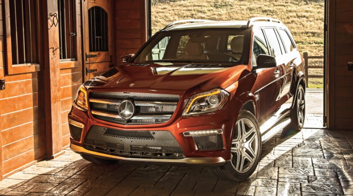 GL 63 AMG Seven-Seater SUV Gets Reviewed by TruckTrend