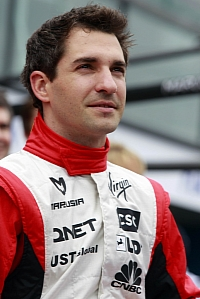 Timo Glock unhappy with MVR-02