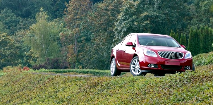 GM Announces Recall of Specific Chevrolet Cruze, Sonic and Buick Verano