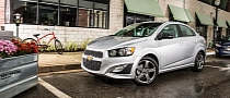 GM Boss Calls for High-Performance Chevrolet Sonic