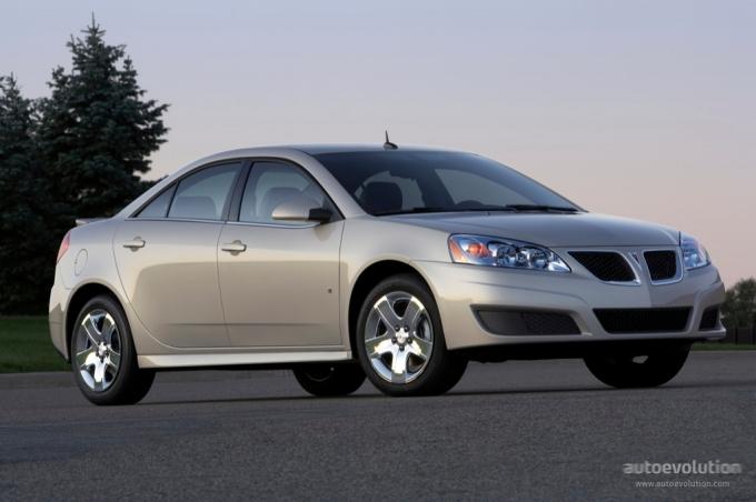 The Last Pontiac Built In The Us Autoevolution