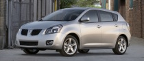 GM Confirms It Will Kill Pontiac Vibe in August