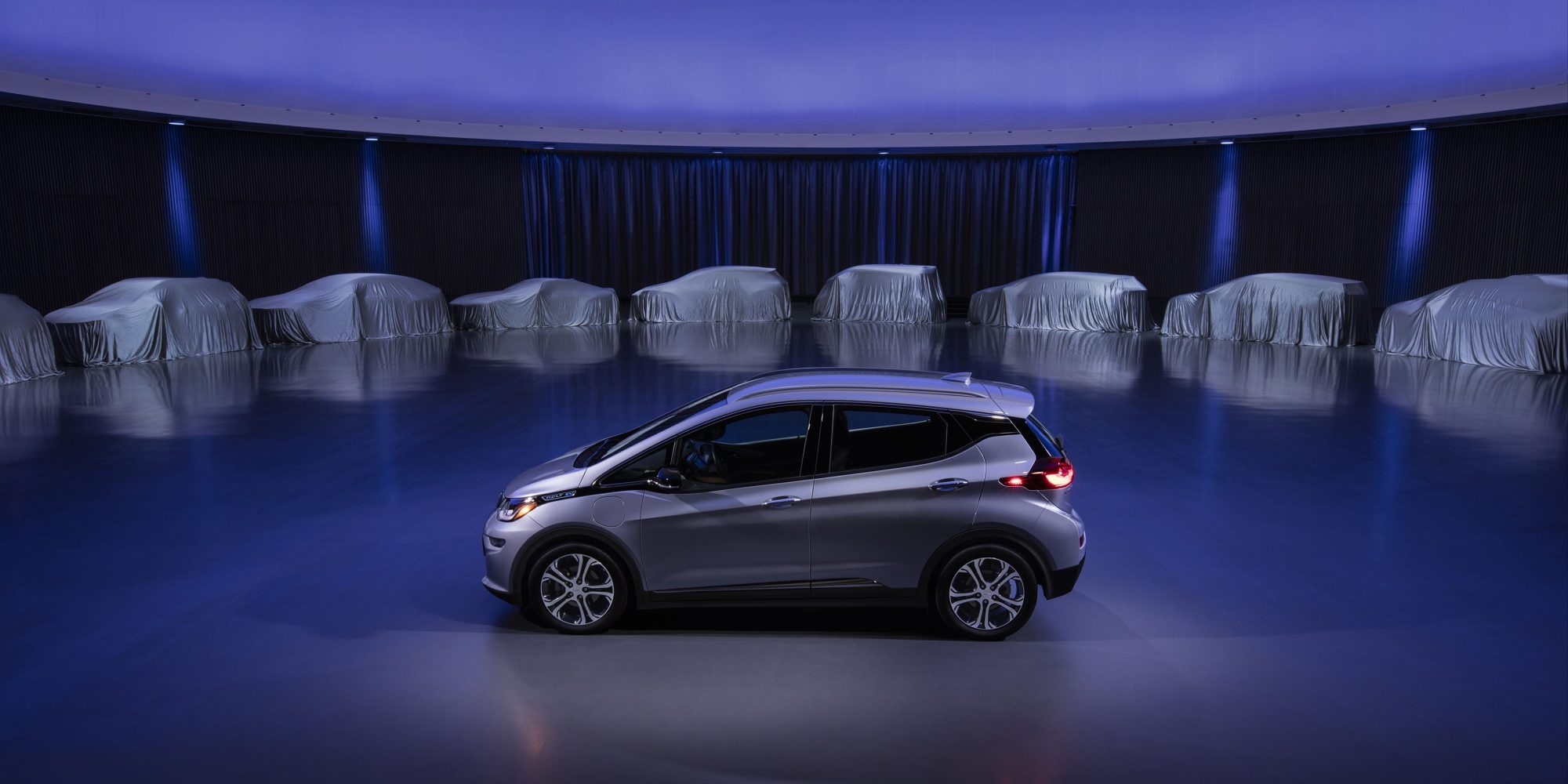 GM promises 1 million EVs worldwide by 2026