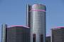 GM Headquarters Turns Pink in Fight Against Cancer
