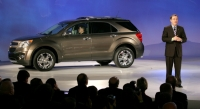 GM boosts production at Chevy Equinox plant
