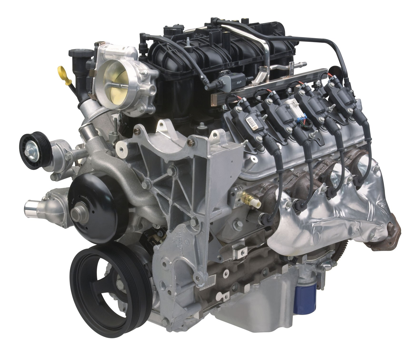 Gm Hot Rod Engine Gets Carb Certified Autoevolution