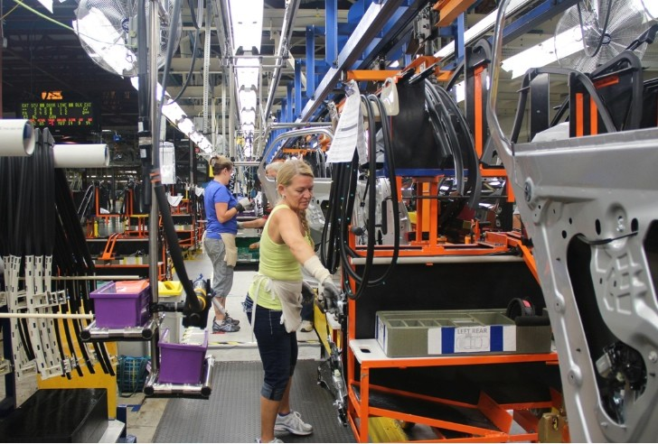 GM Invests $167 Million in Spring Hill Plant for New Vehicles