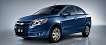 GM Keeps Rising in China - Sales Up by 14.7% in 2012