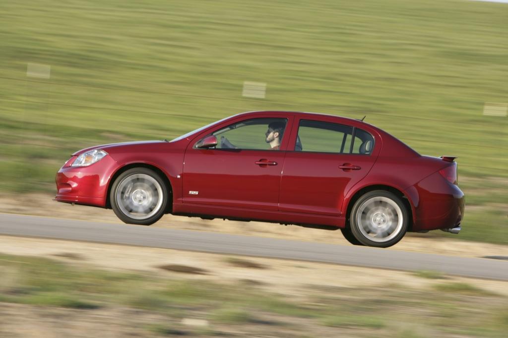 2010 Cobalt Ss >> Gm Kills 2010 Cobalt Ss Sedan Autoevolution