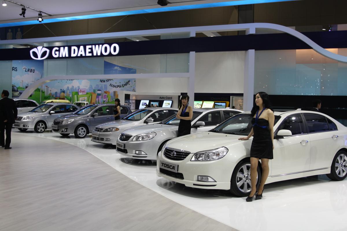 GM Loses Ground in South Korea - autoevolution