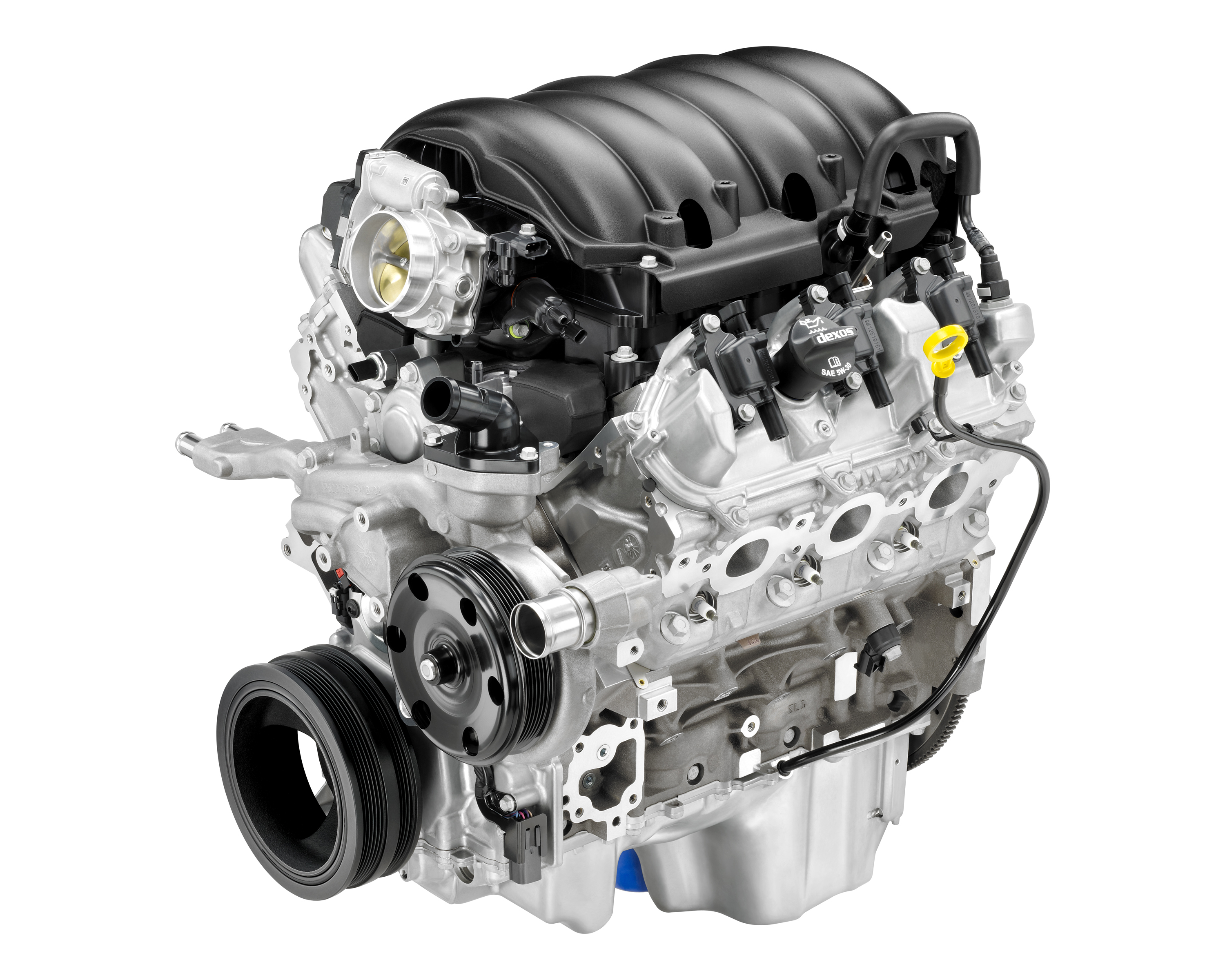 Gm marine gen v 4 3l v6 small block engine promises better for General motors marine engines