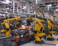 GM production facility
