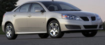 GM Offers More Pontiac Incentives