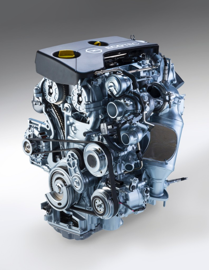 Gm And Opel Sidi Engine Family Explained Autoevolution