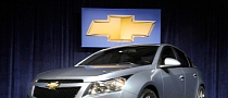 GM Plans to Produce Diesel Chevrolet Cruze by 2013