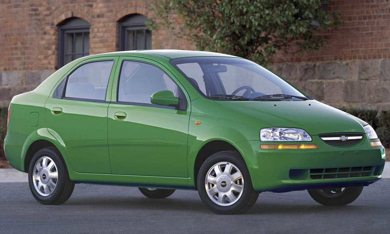 Gm Recall Chevrolet Aveo Sedans Affected Autoevolution