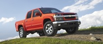 GM Recalls 2004-2009 Chevrolet Colorado
