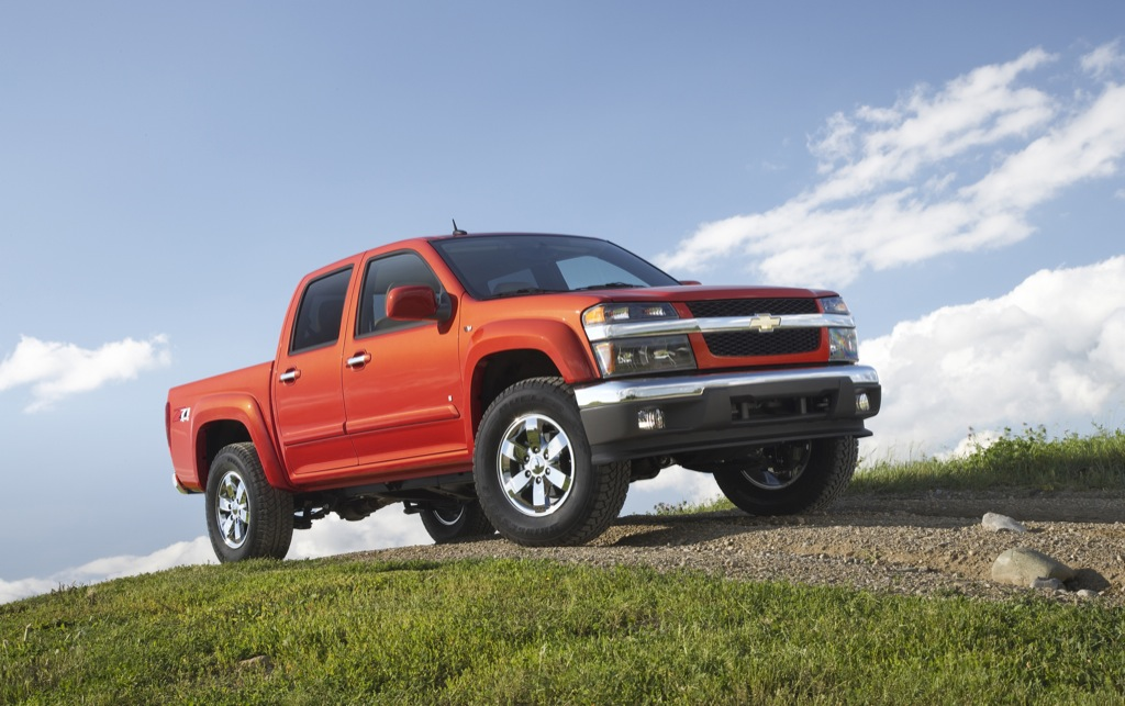 2004 Chevrolet Colorado Z71 News >> Gm Recalls 2004 2009 Chevrolet Colorado Autoevolution