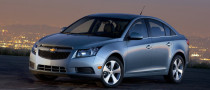 GM Recalls 2,100 Chevrolet Cruze Sedans Due to Steering Wheel Issue