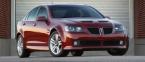 GM Recalls 35,000 2009 Pontiac G8