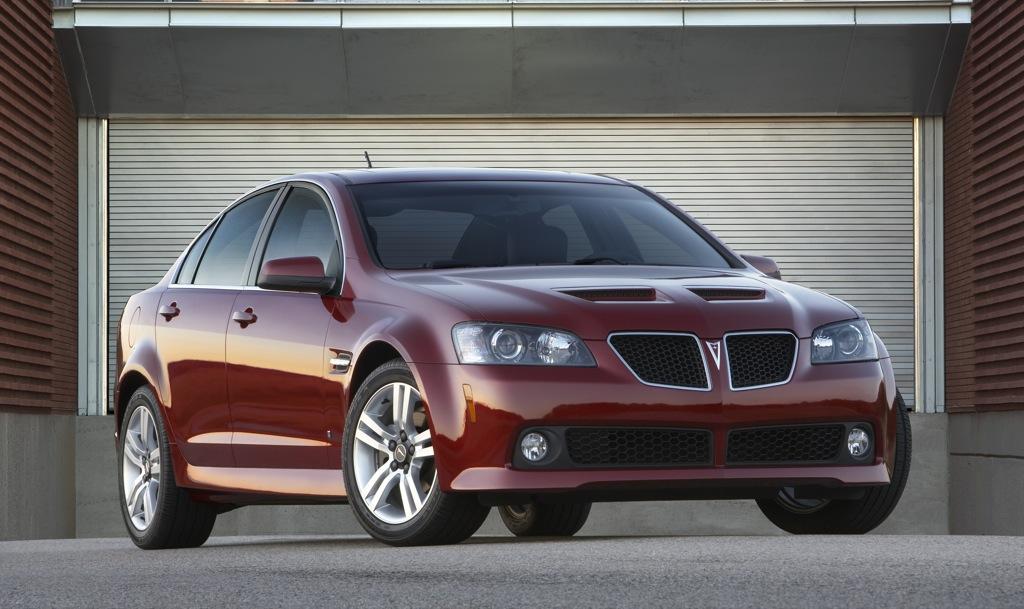 Gm Recalls 35 000 2009 Pontiac G8 Autoevolution