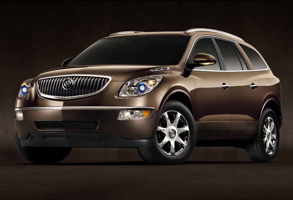 2009 Buick Enclave Reliability | U.S. News