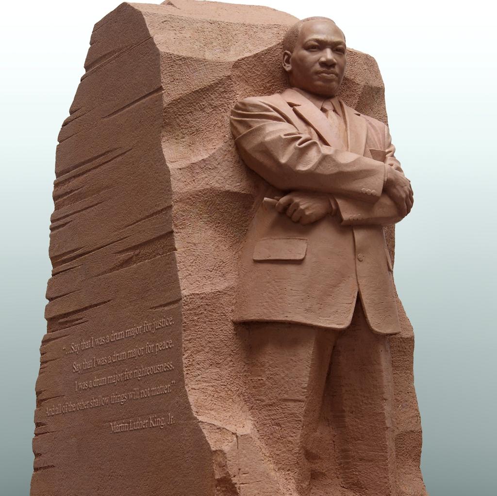 GM Reveals Martin Luther King, Jr. National Memorial ...