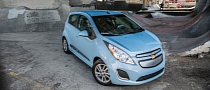 GM Says Chevrolet Spark EV Can Save You $9,000 in Fuel Over 5 Years