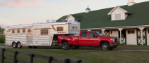 GM Says Sierra HD Is Right for Equestrian Needs