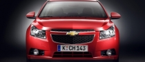 GM Shows Chevrolet Cruze in Shanghai