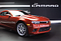 GM Talks 2014 Camaro Evolution [Video]