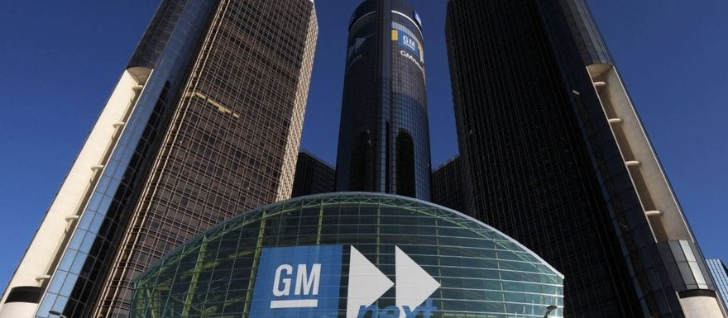gm buy back shares from government