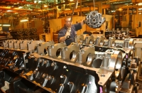 Engine Assembly Line at the Tonawanda plant