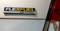 GM flex-fuel badge