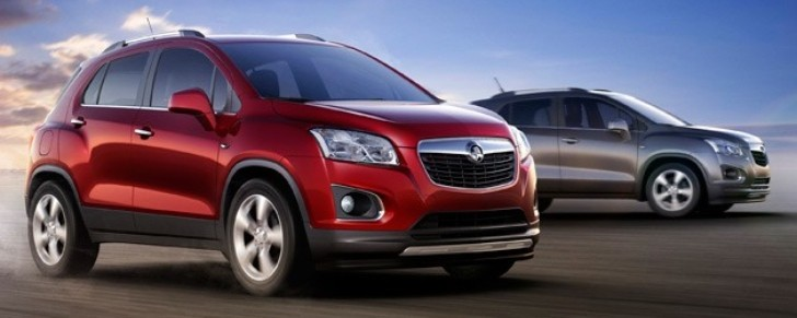 GM to Produce Holden Trax